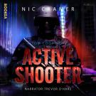 Cover for Active Shooter: A Tom Cody novel