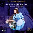 Cover for B. J. Harrison Reads Alice in Wonderland