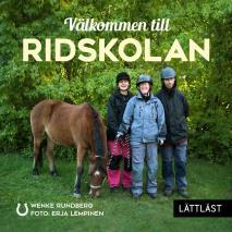 Cover for Välkommen till ridskolan (lättläst)