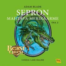 Cover for Sepron – mahtava merikäärme