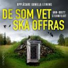 Cover for De som vet ska offras