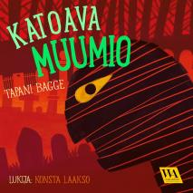 Cover for Katoava muumio