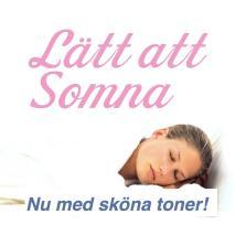 Cover for Lätt att Somna - nu med sköna toner - sova -  sömnproblem