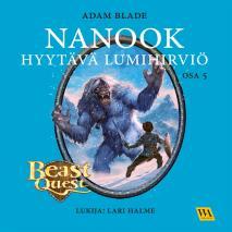 Cover for Nanook – hyytävä lumihirviö
