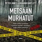 Cover for Metsään murhatut