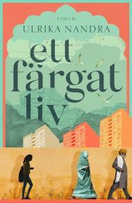 Cover for Ett färgat liv