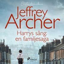 Cover for Harrys sång: en familjesaga