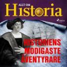 Cover for Historiens modigaste äventyrare