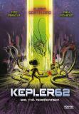 Cover for Kepler62: Nedräkning