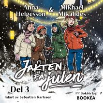 Cover for Jakten på julen