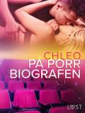Cover for På porrbiografen - erotisk novell
