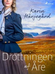 Cover for Drottningen af Åre