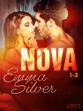 Cover for Nova 1-3 - erotic noir