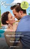 Cover for Shokkiavioliitto / Vain sinä