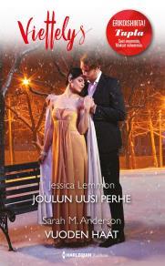 Cover for Joulun uusi perhe / Vuoden häät