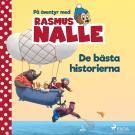 Cover for På äventyr med Rasmus Nalle - De bästa historierna