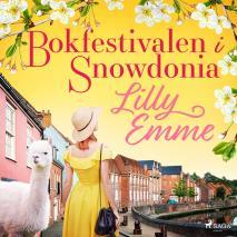 Cover for Bokfestivalen i Snowdonia