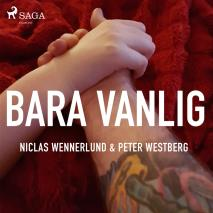 Cover for Bara vanlig
