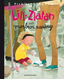 Cover for Lill-Zlatan och morbror raring