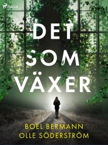 Cover for Det som växer