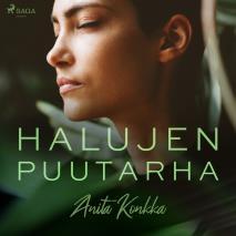 Cover for Halujen puutarha