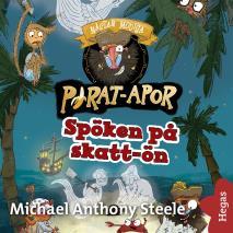 Cover for Spöken på skatt-ön