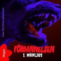 Cover for Förbannelsen Del 1 - Månljus