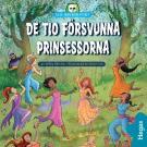 Cover for De tio försvunna prinsessorna