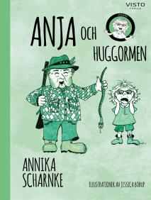 Cover for Anja och huggormen