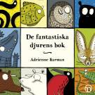 Cover for Den fantastiska djurens bok