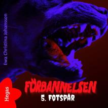 Cover for Förbannelsen Del 5 - Fotspår