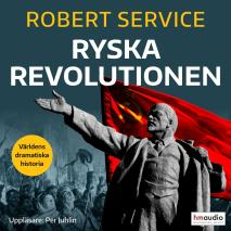 Cover for Ryska revolutionen