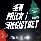 Cover for En prick i registret