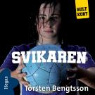 Cover for Svikaren