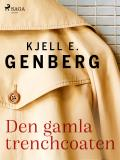 Cover for Den gamla trenchcoaten
