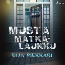 Cover for Musta matkalaukku
