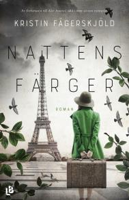Cover for Nattens färger