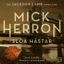 Cover for Slöa hästar