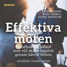Cover for Effektiva möten