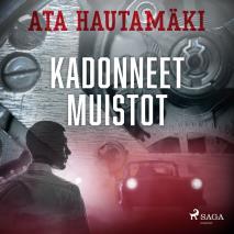 Cover for Kadonneet muistot