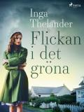 Cover for Flickan i det gröna