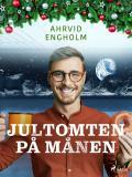 Cover for Jultomten på månen