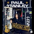 Cover for Backstage-Passi