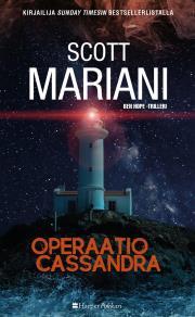 Cover for Operaatio Cassandra