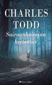 Cover for Sairaanhoitajan kertomus