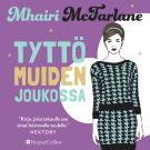 Cover for Tyttö muiden joukossa