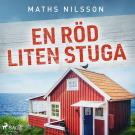 Cover for En röd liten stuga