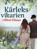 Cover for Kärleksvikarien