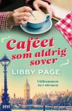 Cover for Caféet som aldrig sover
