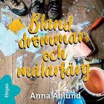 Cover for Bland drömmar och målarfärg